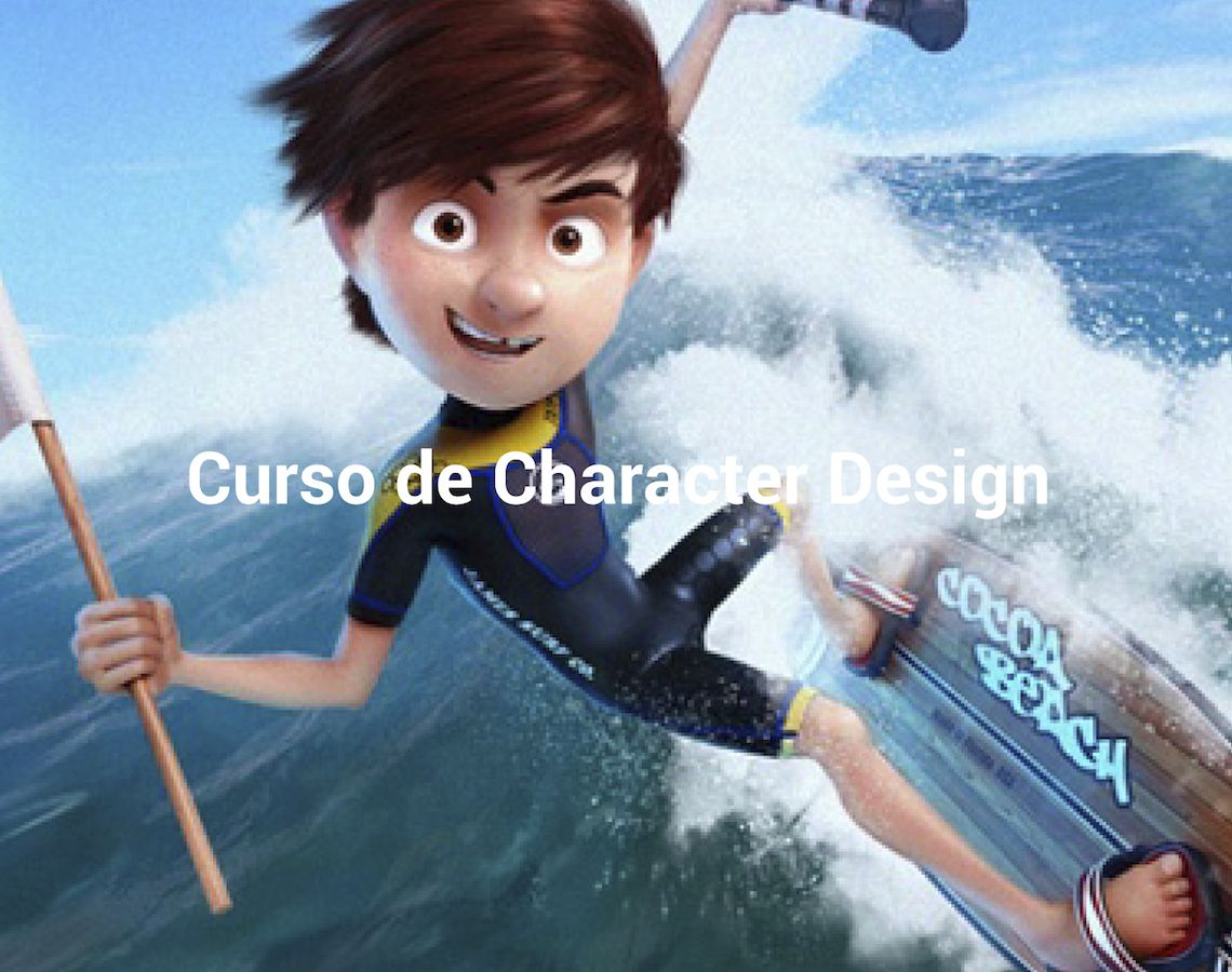 Lightbox Academy Curso Character Design