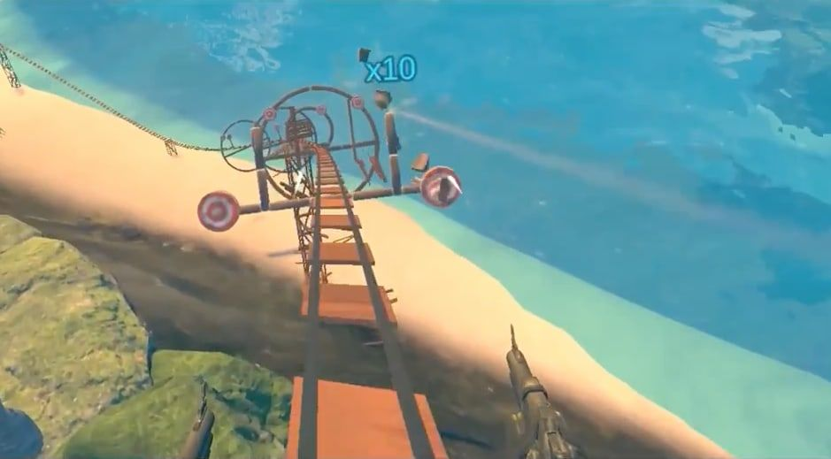 Proyecto Videojuego the lost explorer vr